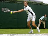 Dankzij zege tegen Woodbridge bereikte Norman tweede week op Wimbledon in 1995