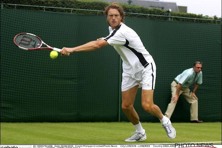 """Norman stunt op Wimbledon (4) - kwalificatie voor tweede week: """"Niet te onderschatten, maar ik bleef fantastisch spelen"""""""