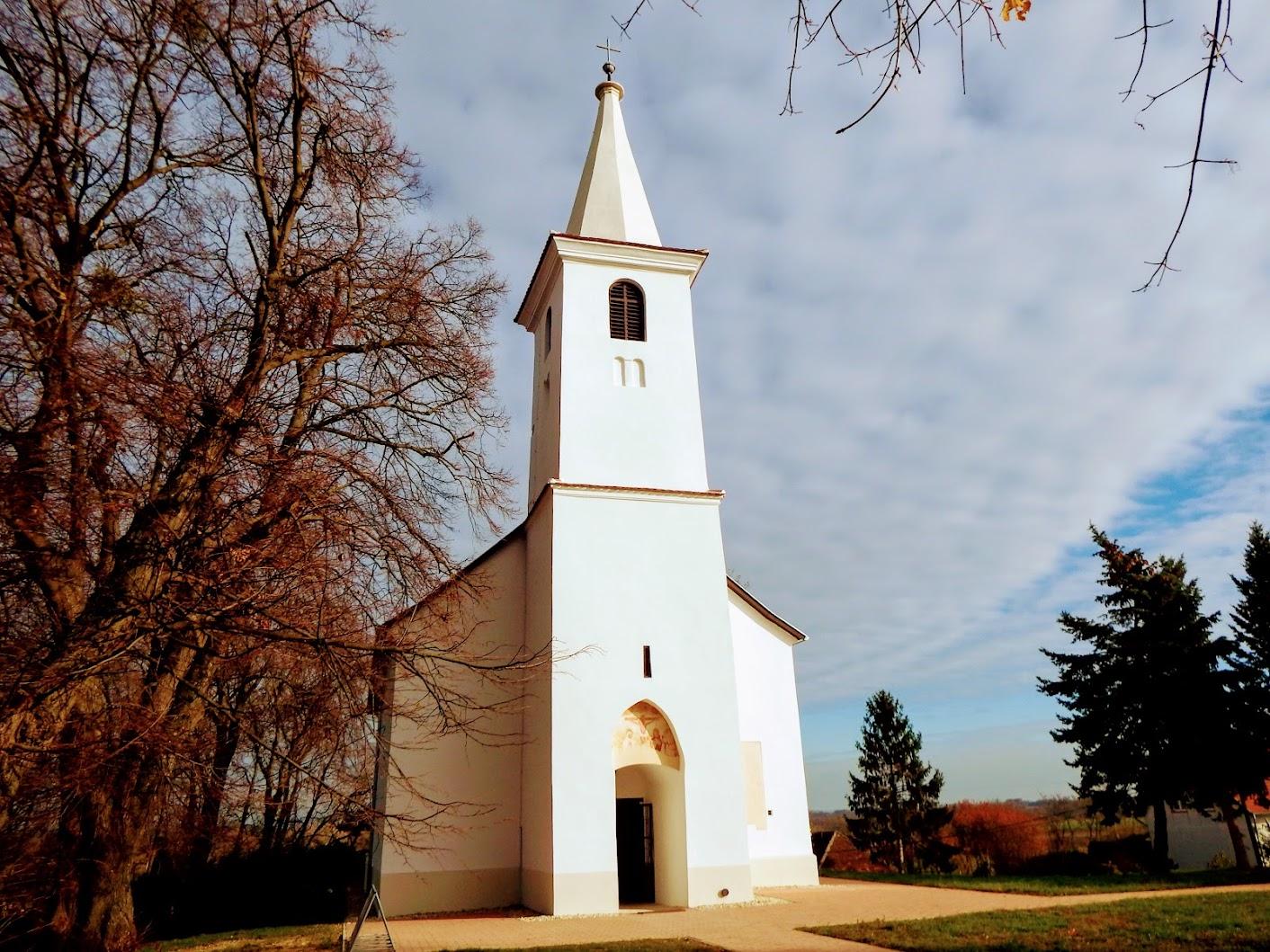 Sorokpolány - Nagyboldogasszony rk. templom