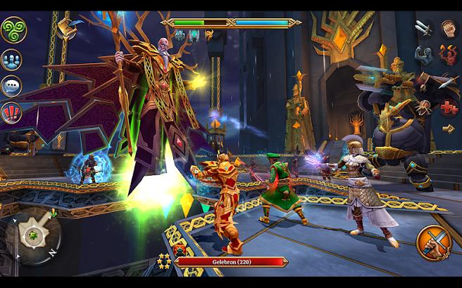 Celtic Heroes - 3D MMORPG screenshot