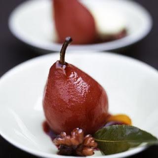 Syrupy Spiced Fruit
