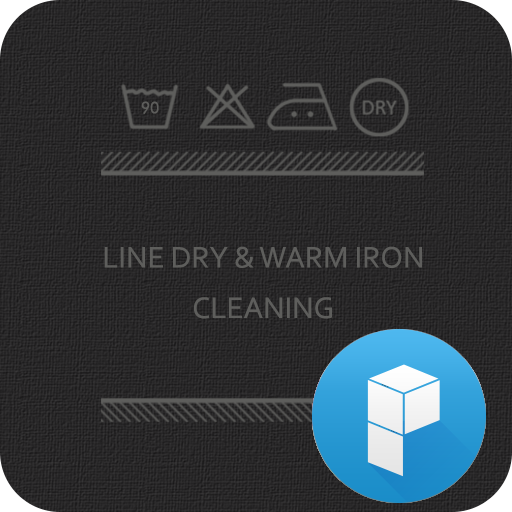 Washing Life Chestnut Theme LOGO-APP點子