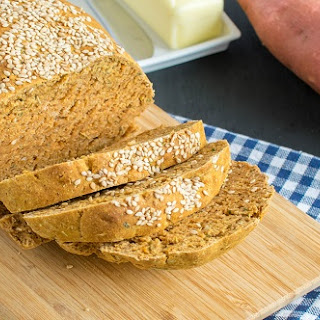 Savory Sweet Potato Bread
