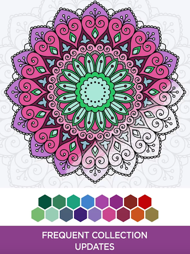 Mandala Coloring Book for PC