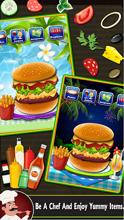Burger Maker – Fast Food 1.0.1 screenshot 1890198