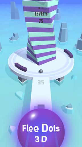 Flee Dots 3D  trampa 2