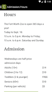Fort Worth Zoo- screenshot thumbnail