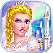 Snow Wedding Spa & Salon Game