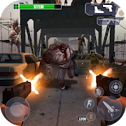Dead Zombie Hunting Survive the Killing Apocalypse v1.05 APK MOD