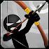 Stickman Archers : Flying Arrow