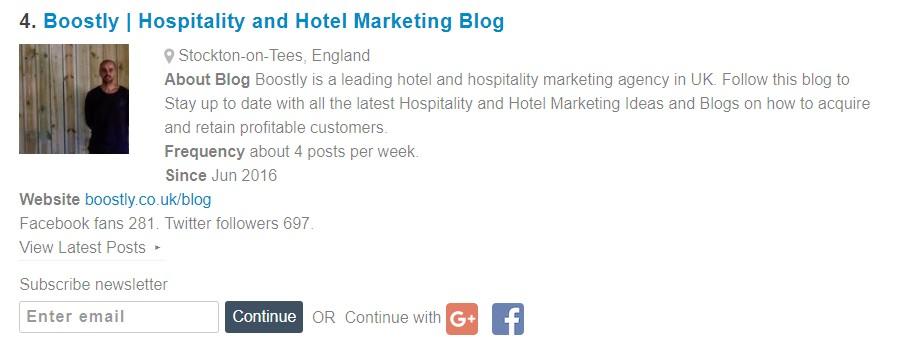 Boostly  Hospitality and Hotel Marketing Blog