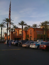 Photo: Terrible's Hotel and Casino is where I stayed at.