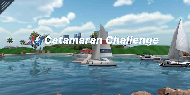 ASA's Catamaran Challenge 1