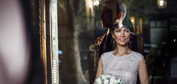 Fotografo di matrimoni Mikhail Klimkovskiy (MIKY). Foto del 12.11.2018