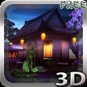 Real Zen Garden 3D: Night LWP icon
