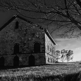 by Bruce Thiel - Black & White Buildings & Architecture (  )