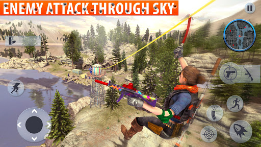 Real Cover Fire: Offline Sniper Shooting Games 1.14 screenshots 1