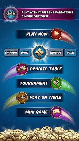 Spades Multiplayer - Online Card Games Screenshot