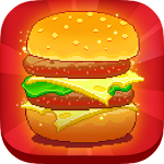Feed'em Burger - Cooking Craze Icon