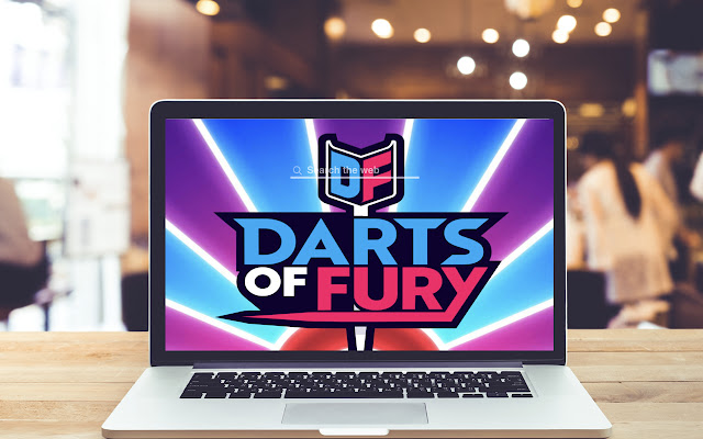 Darts Of Fury HD Wallpapers Game Theme