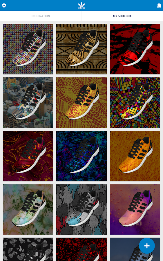 #miZXFLUX- screenshot