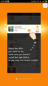 TapCash Guide screenshot 1