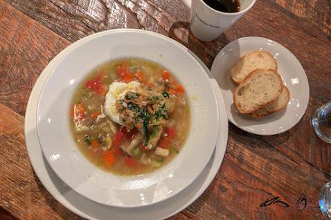 マレンマ風アクアコッタのスープ