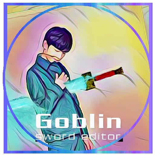 Goblin Sword Sticker