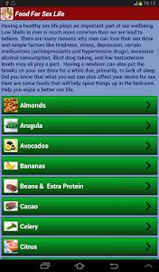 FOODS & YOGA FOR SEXUAL LIFE screenshot 7
