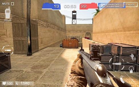 Frontline Sniper Shooting Strike MOD Apk 1.0 (Unlimited Money) 4