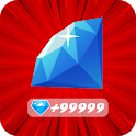 Free Diamond For Fire Converter 2021 icon