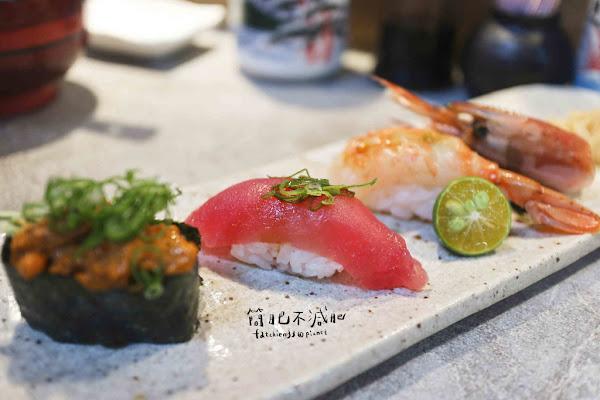 南門市場內的日式食堂,讓夜晚的菜市場多了一股新氣息