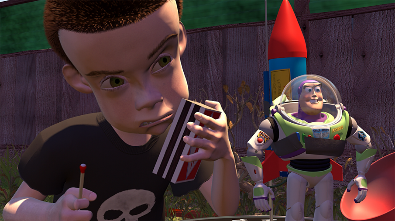 Sid – The Naughty Boy