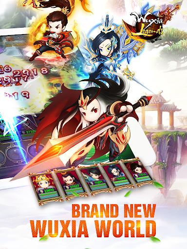 Wuxia Legends - Condor Heroes 1.5.9 screenshots 11