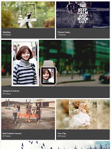 Lune - Photo frames screenshot 8
