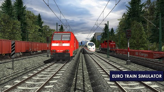 Euro Train Simulator 2 1.0.5.6 Apk Mod (Unlocked) Download 2018 2
