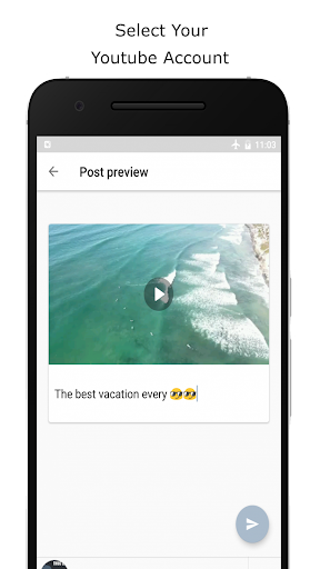 Video Uploader for Youtube 1.5 screenshots 2