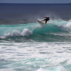 Surfing Tenerife by Roger Gulle Gullesen - Sports & Fitness Surfing