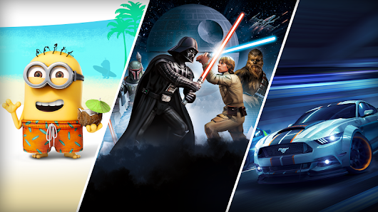 ELECTRONIC ARTS - Android Apps on Google Play