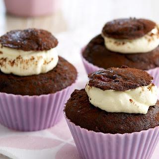 Gluten-Free Chocolate Raspberry Cupcakes
