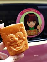 《 ㄚ英 脆皮雞蛋糕 》胖卡行動餐車-暑假
