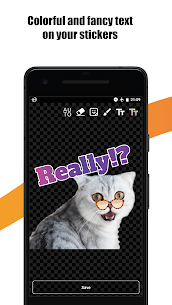 Create stickers for WhatsApp – StickerFactory App Download For Android 5