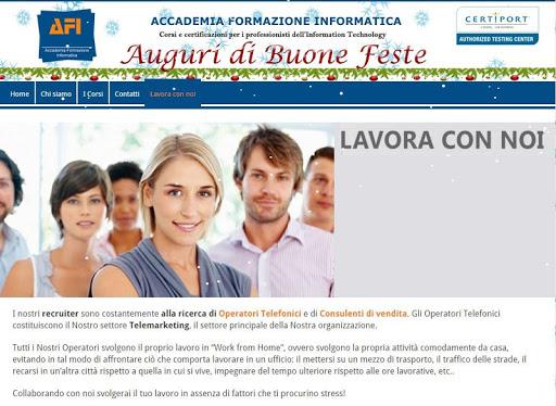 Accademia Formazione Inform 1.0 screenshots 3