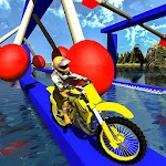 Bike Racing Master Stunts Icon