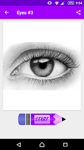 Learn How to Draw Eyes - náhled