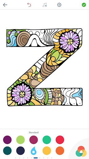 Alphabet Coloring Pages screenshot 2
