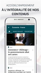Les Echos, l'info économique - náhled