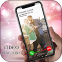 Video Ringtone for Incoming Call : Video Caller ID icon
