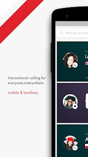 Rebtel: Cheap International Calls Screenshot