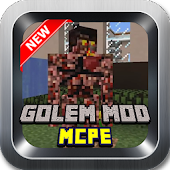 NEW Golem Mod for MCPE